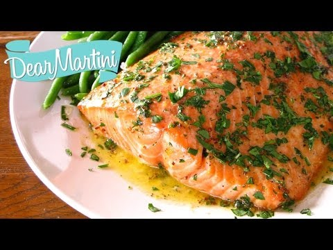 How to Roast Salmon