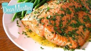 How to Roast Salmon