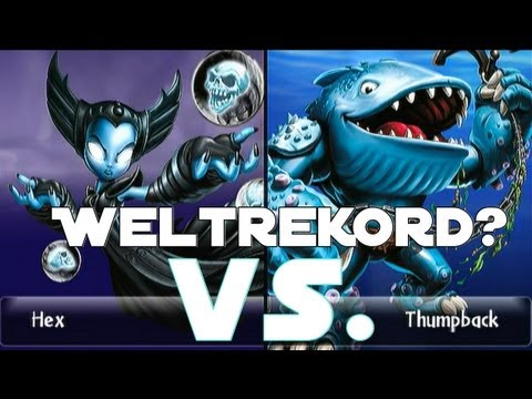 Skylanders giants hex 15 vs thumpback 15 lets play duellmodus german deutsch youtube - Skylanders thumpback ...