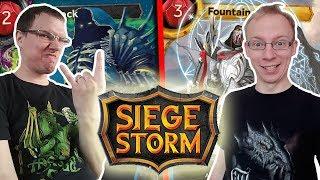 Siege Storm | Pojedynek