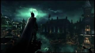 Batman: Arkham Asylum-Trailer #1