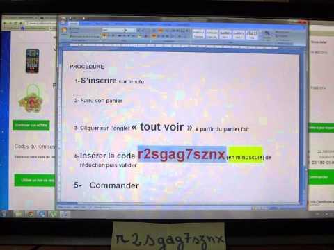bon d achat ou carte cadeau cdiscount CODE de réduction d'Achat sur .cdiscount.ci   YouTube
