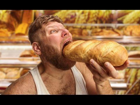 VEGAN & Vegetarian does NOT necessarily mean healthy- Bread is NOT healthy!