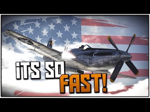 The Lads & I Play p51h's (War Thunder RB Gameplay)