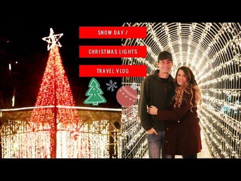 snow-day-/christmas-lights-/-travel-vlog