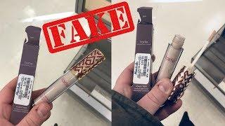 FAKE Tarte Shape Tape Concealer At Marshalls?!!