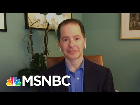 GSA Ascertainment Means Transition 'Work Can Now Begin In Earnest' | Andrea Mitchell | MSNBC
