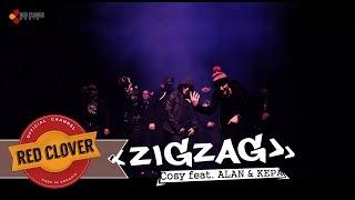 Video Cosy - ZigZag (feat. ALAN & KEPA) [videoclip oficial] download MP3, 3GP, MP4, WEBM, AVI, FLV Januari 2018