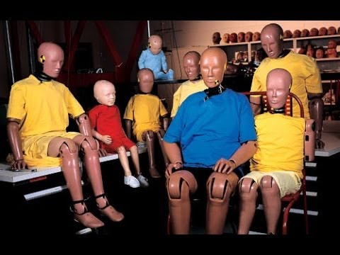 Crash Test Dummies - A Smashing History (BBC4)
