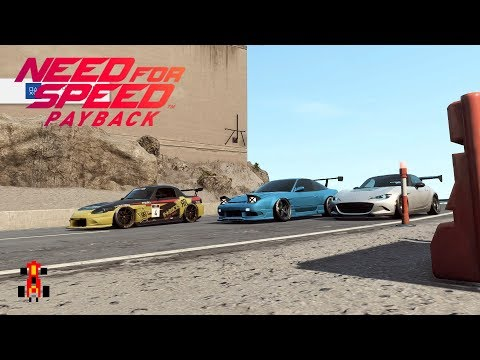 Need For Speed Payback   Best 4 Cylinder JDM under 70k