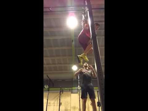 Crossfit Standard Ring Muscle Up