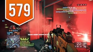 BATTLEFIELD 4 (PS4) - Road to Max Rank - Live Multiplayer Gameplay #579 - PARTY AT BRAVO!
