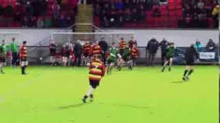 VIDEO: De la Salle v St Malachy's