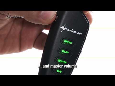 Sharkoon X-Tatic Digital [en]