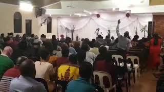 AoG Assemblies of God Cross over service Bro.Lindo Ngonyama