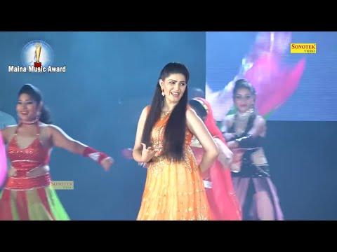 Sapna Chaudhary ¦ Tu Chij Lajawab ¦ Maina Music Award ¦ Haryanvi Song 2019 ¦ Tashan Haryanvi