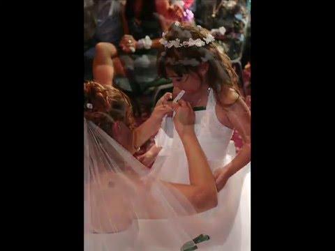 Tim Faith Wedding