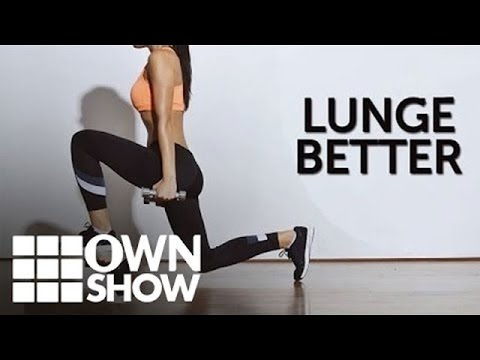 The Best Butt Exercise for Runners | #OWNSHOW | Oprah Online