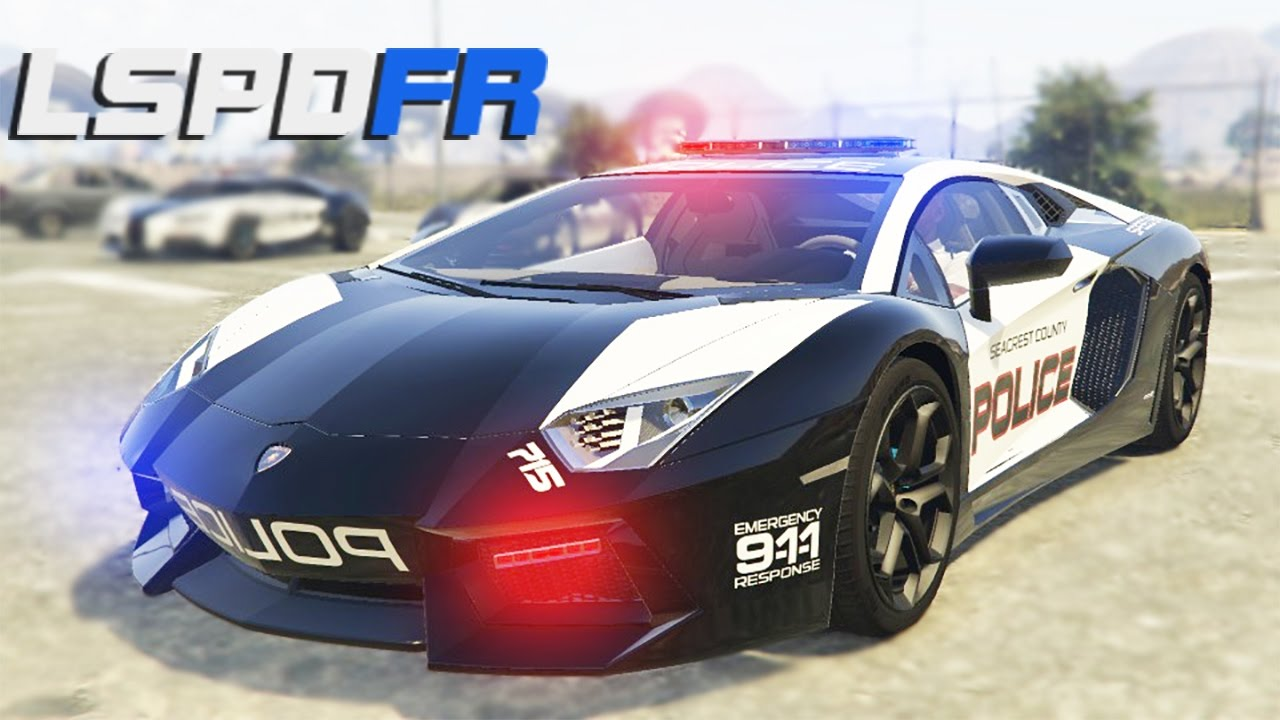 la voiture de police la plus rapide gta 5 lspdfr youtube. Black Bedroom Furniture Sets. Home Design Ideas