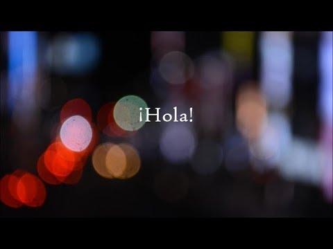 Hollyn // ¡Hola! Lyric Video