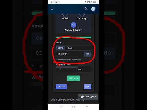 Penghasil Bitcoin Gratis Tanpa Deposit || Sehari Bisa Dapat 100 Ribu #Short