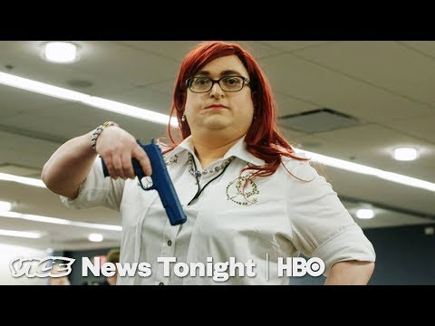 Learn To Hide Guns At A Concealed Carry Fashion Show (HBO)