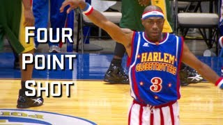 Harlem Globetrotters: Four-Point Shot