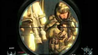 Black Ops L96a1 Gameplay 2