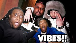 BRITISH YOUTUBERS REACT TO SWEDISH RAP FT. DREE LOW & Z.E - INGEN KOMMENTAR 🇸🇪🇬🇧 | W/ @BK vlogz