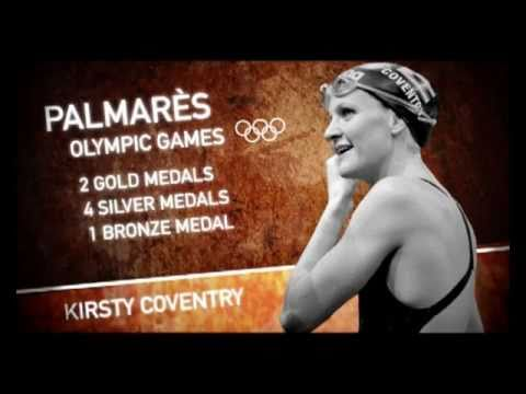 Arena presents: Swimming Clinic with Kirsty Coventry
