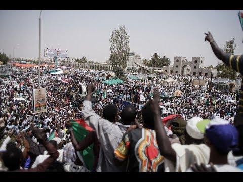 مسيرة مليونية للمطالبة بالحكم المدني في السودان