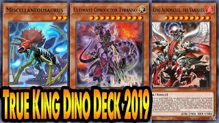 【YGOPRO】TRUE KING DINO DECK 2019