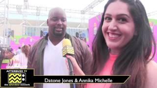 Kids Choice Sports Awards  Interview with Datone Jones