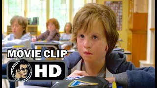 WONDER Movie Clip - Precepts (2017) Jacob Tremblay Julia Roberts Drama Movie HD