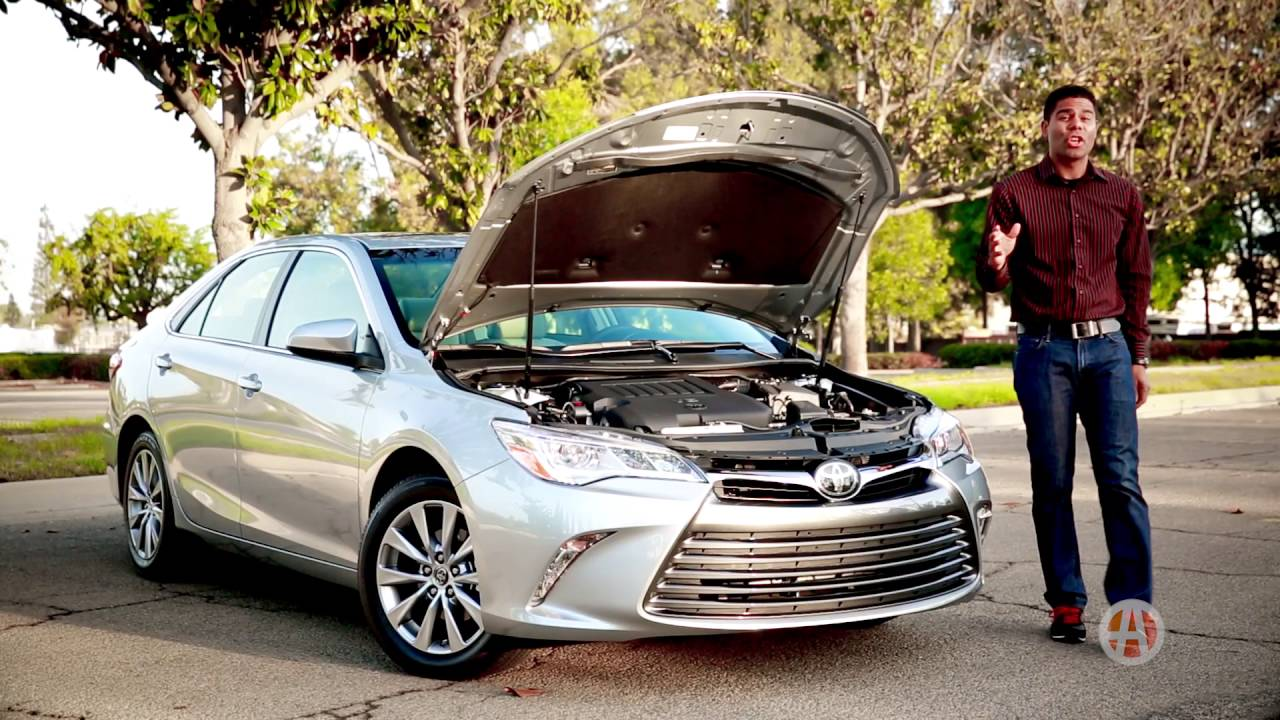 2016 Toyota Camry 5 Reasons To Autotrader
