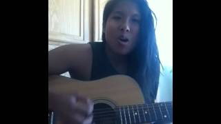 Gambar cover Gold Digger acoustic cover - Kanye West