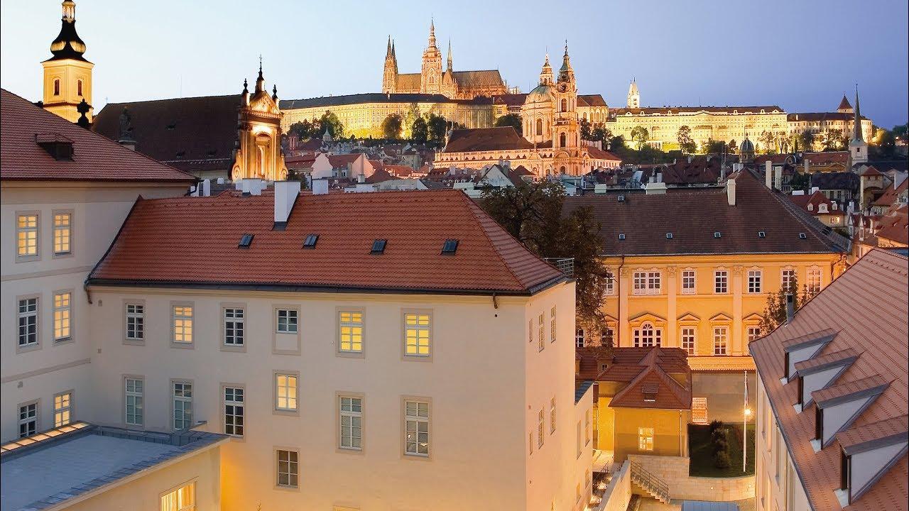Mandarin Oriental Prague: full tour of a super-romantic 5-star hotel