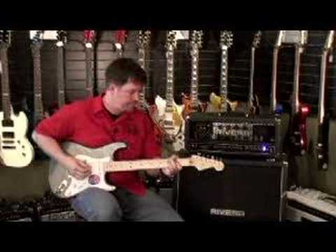 rivera knucklehead tre reverb review demo the perfect guitar youtube. Black Bedroom Furniture Sets. Home Design Ideas