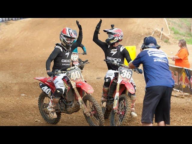 GEICO Honda riders review their 2018 seasons