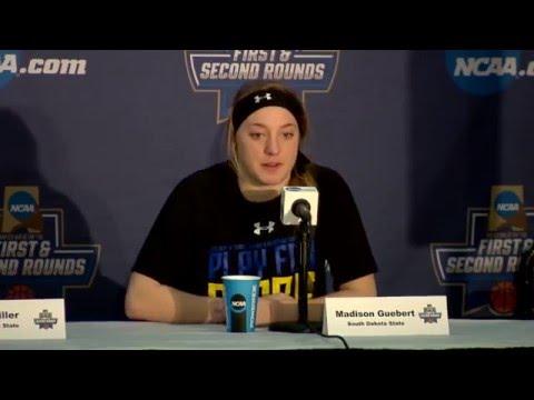 women s basketball players press conference vs miami 03 19 2016