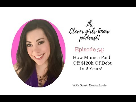 How Monica Paid Off $120k of Debt In 2 Years!