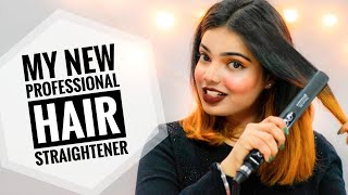 Jinri Professional Hair Straightener Review