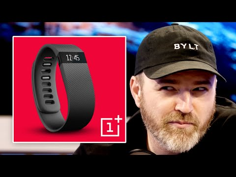 The OnePlus Budget Fitness Band...