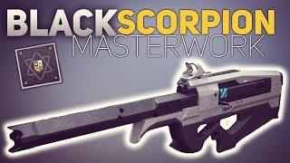 Black Scorpion Masterwork Destiny 2