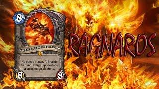RAGNAROS, SEÑOR DEL FUEGO | Historia tras las Cartas | Hearthstone / Warcraft (Lore)