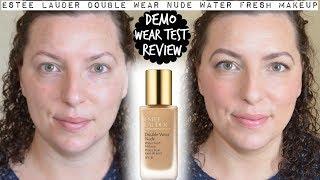 Estée Lauder Double Wear Nude - Oily/Blemish Prone Skin | Down to Earth Beauty | Fun | WavyKate