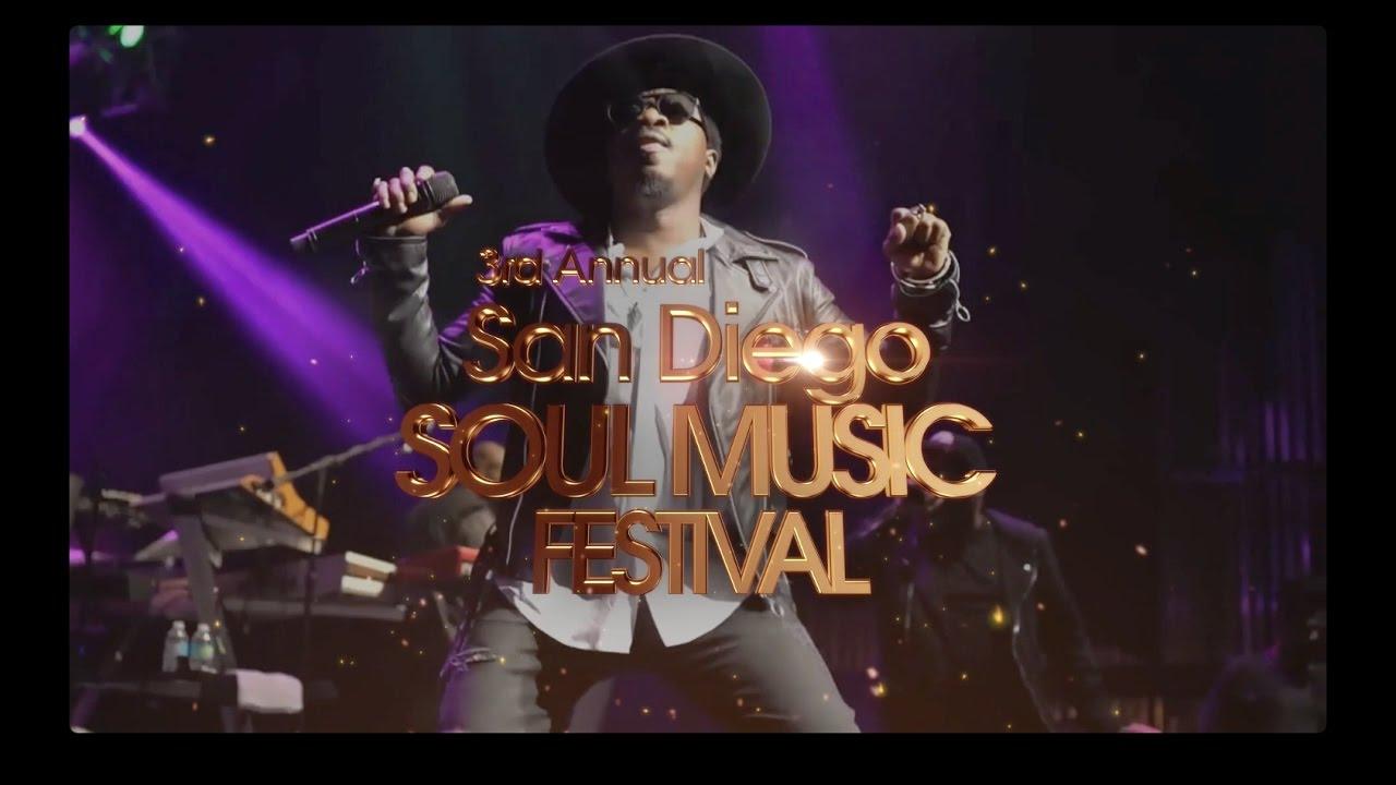 San Diego Soul Music Fest 2017