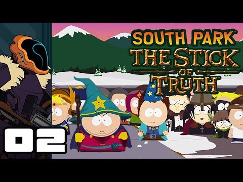 Let's Play South Park: The Stick of Truth - PC Gameplay Part 2 - I Regret Everything Already