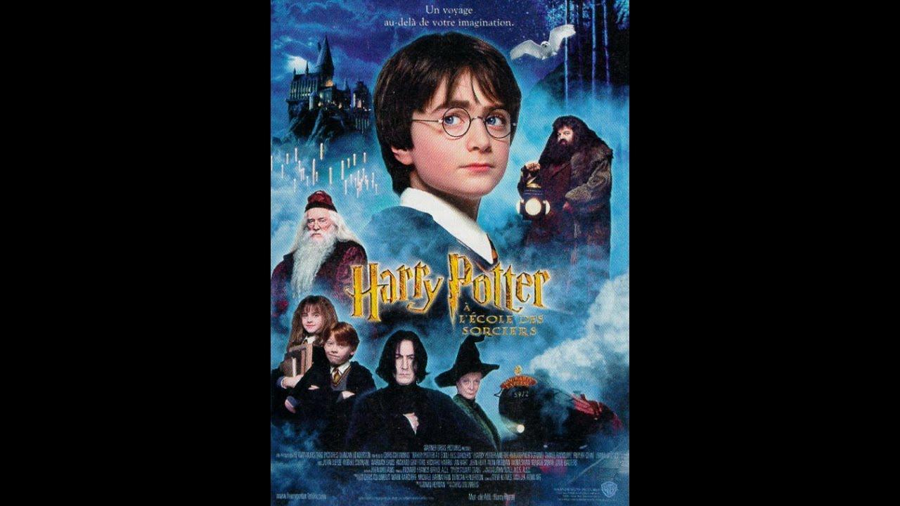 Harry Potter à l\u0027école des sorciers résumé en quelques minutes maxi