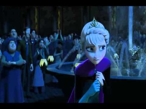 Frozen - Say Something